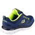 Skechers Kids' Flex Advantage Trainers - Navy: Image 2