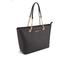 MICHAEL MICHAEL KORS Women's Jet Set Travel Chain TZ Tote Bag - Black: Image 3