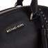 MICHAEL MICHAEL KORS Women's Riley Large Grommet Satchel - Black: Image 4