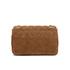 MICHAEL MICHAEL KORS Women's Sloane Large Chain Suede Shoulder Bag - Dark Caramel: Image 6