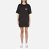 Marc Jacobs Women's T-Shirt Dress with Emblem - Black: Image 1