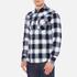 Levi's Men's Barstow Western Shirt - Ferula Dress Blues: Image 4