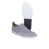 Rockport Men's Weekend Style Leather Slip On Trainers - Grey: Image 3