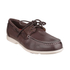 Rockport Men's Summer Sea 2-Eye Boat Shoes - Dark Brown: Image 1