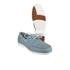 Rockport Men's Summer Sea 2-Eye Boat Shoes - Light Blue: Image 3