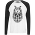 Animal Men's Bornwild Long Sleeve Top - White: Image 1