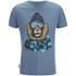 Animal Men's Skoar T-Shirt - Cadet Navy Marl: Image 1