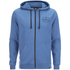 Animal Men's Shiver Zip Through Back Print Hoody - Royale Blue: Image 1