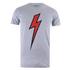 Flash Gordon Men's Flash T-Shirt - Grey Marl -: Image 1