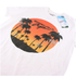 Beverly Hills Cop Men's Sunset T-Shirt - White: Image 3