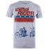 Easy Rider Men's Choppers T-Shirt - Grey Marl: Image 1