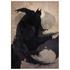 Batman Inspired Art Print - 16.5 x 11.7: Image 1