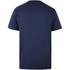 Varsity Team Players Men's Gym T-Shirt - Navy: Image 2