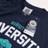 Varsity Team Players Men's University Athletic T-Shirt - Navy: Image 4