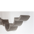 Lyon Beton Concrete Cloud Toilet Paper Shelf - Large: Image 3