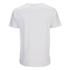 Threadbare Men's William Plain Crew Neck T-Shirt - White: Image 2