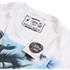 Cotton Soul Men's Palm Beach T-Shirt - White: Image 3