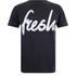 Cotton Soul Men's Fresh Mono T-Shirt - Charcoal: Image 1