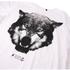 Cotton Soul Men's Wolf T-Shirt - White: Image 2