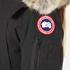 Canada Goose Women's Montebello Parka - Black: Image 4