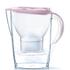 BRITA Marella Cool Water Filter Jug - Pastel Pink (2.4L): Image 1