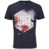 Jack & Jones Men's Core Atmosphere T-Shirt - Navy Blazer: Image 1