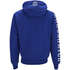 Crosshatch Men's Clarkwell Borg Lined Zip Through Hoody - Mazarine Blue: Image 2