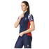 adidas Women's Team GB Replica Training Cycling Short Sleeve Jersey - Blue: Image 2