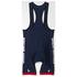 adidas Men's Team GB Replica Cycling Bib Shorts - Blue: Image 8