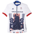 adidas Women's Team GB Replica Cycling Short Sleeve Jersey - White: Image 6