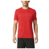 adidas Men's Supernova Running T-Shirt - Red: Image 7