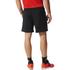 adidas Men's Cool 365 Training Shorts - Black: Image 2