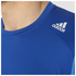 adidas Men's Response Long Sleeve Running T-Shirt - Blue: Image 4