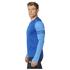 adidas Men's Response Long Sleeve Running T-Shirt - Blue: Image 2