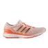 adidas Women's Adizero Boston 6 Running Shoes - Pink: Image 1