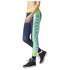 adidas Women's Stella Sport Logo Training Tights - Blue: Image 2