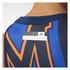 adidas Women's Stella Sport College Training Tank Top - Blue/Orange: Image 4