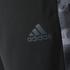 adidas Men's Cool 365 Training Long Shorts - Black: Image 4