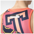 adidas Women's Stella Sport College Training Tank Top - Pink/Blue: Image 6