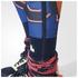 adidas Women's Stella Sport Print Training Tights - Blue/Orange: Image 5