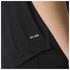 adidas Women's Deep Armhole Training Tank Top - Black: Image 4
