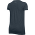 Under Armour Women's Favorite Big Logo Short Sleeve T-Shirt - Stealth Grey: Image 2