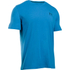Under Armour Men's Sportstyle Left Chest Logo T-Shirt - Brilliant Blue/Nova Teal: Image 1