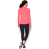 Under Armour Women's ColdGear Armour Crew Long Sleeve Shirt - Brilliance Pink: Image 5