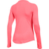 Under Armour Women's ColdGear Armour Crew Long Sleeve Shirt - Brilliance Pink: Image 2