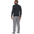 Under Armour Men's ColdGear Infrared Elements 1/4 Zip Long Sleeve Shirt - Black: Image 5