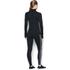 Under Armour Women's ColdGear Armour 1/2 Zip Long Sleeve Shirt - Black: Image 5