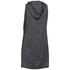 Under Armour Women's Tech Twist Hooded Tunic - Black: Image 2