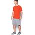 Under Armour Men's Sportstyle Left Chest Logo T-Shirt - Dark Orange/Nova Teal: Image 4