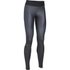 Under Armour Women's HeatGear Armour Engineered Leggings - Black: Image 1